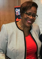 Teresa Phillips took over as Tennessee State's athletics director on a permanent basis in April 2002.