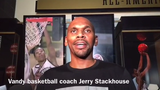 New Vanderbilt basketball coach Jerry Stackhouse gives early impressions of his team for the 2019-20 season.