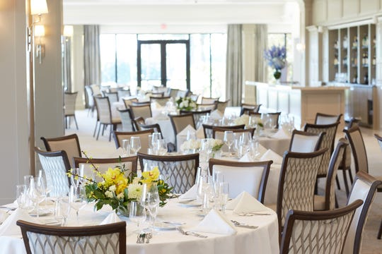 Vineyards Country Club's Oakmont Restaurant is now a Blue Zones Project ApprovedTM facility.