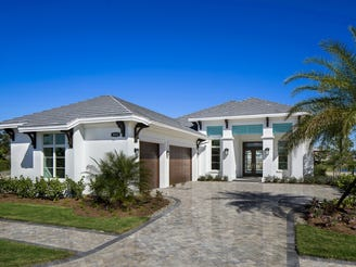 Theory Design creates interior for Cayman II model at Windward Isle