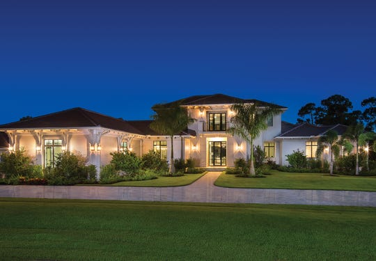 The Casa Bordolino by Stock Development can be seen during the Estates of Excellence home tour.
