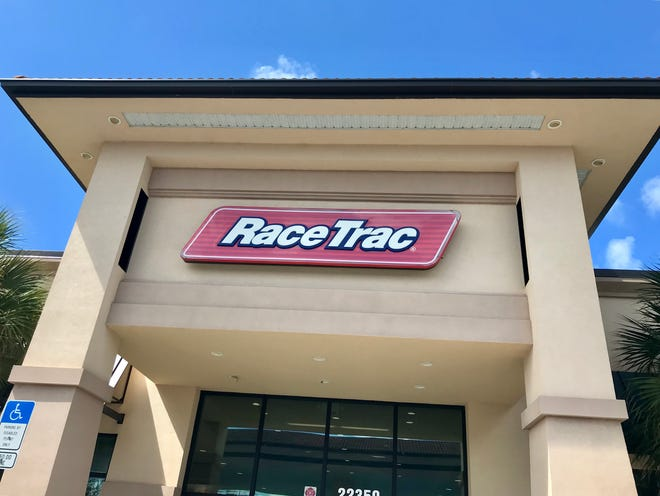RaceTrac on U.S. 41 in Estero as seen on Oct. 16, 2019.