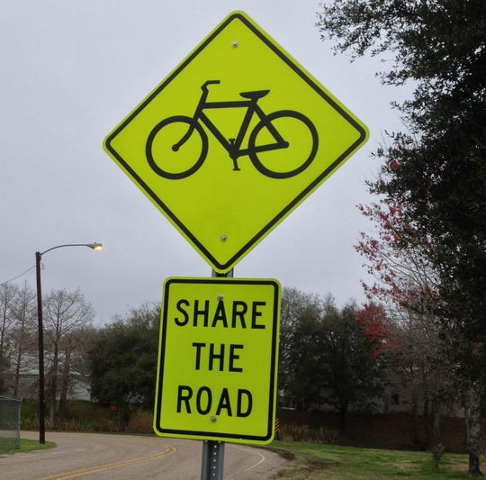 Granville Village Council and police, responding to resident concerns, are reminding motorists and cyclists about laws governing both when sharing public roads.
