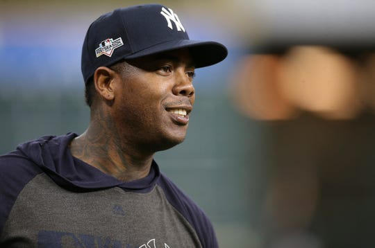 During the regular season, the Yankees were disciplined in their usage of their elite setup relievers and closer Aroldis Chapman to keep them fresh for October.
