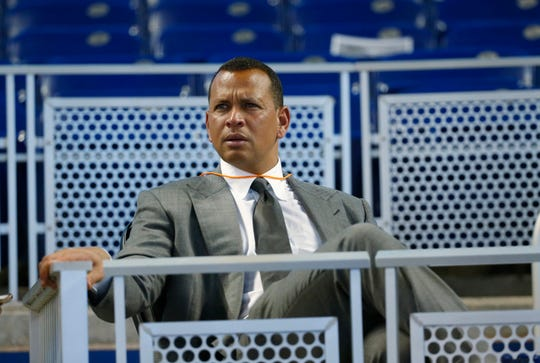 Former Yankees third baseman and current TV baseball analyst Alex Rodriguez tweeted that Yankees starter Luis Severino was tipping his pitches to Houston Astros hitters in AL Championship Series Game 3.
