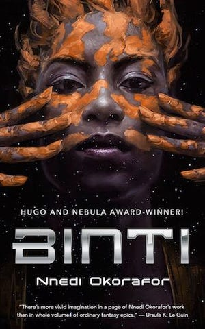 """Nnedi Okorafor's """"Binti"""" is this year's One Book, One Community selection at San Juan College."""