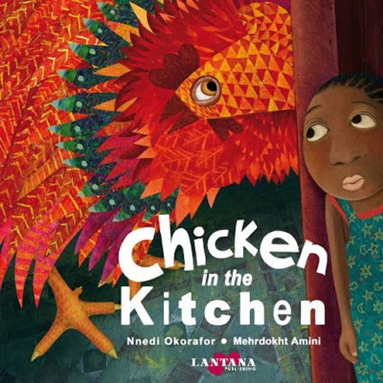 "Author ""Nnedi Okorafor"" will be signing copies of her book ""Chicken in the Kitchen"" during an Oct. 22 appearance at San Juan College."