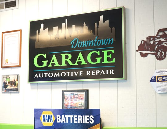 Downtown Garage in Milford is working on donating a vehicle to a needy family.