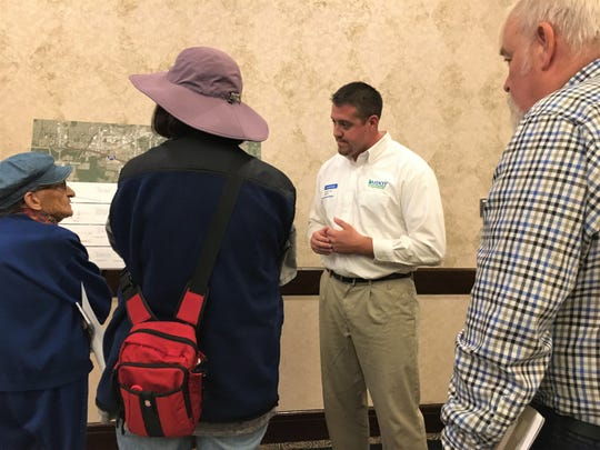 Residents of Canton, Livonia, Plymouth and Northville got two hours to ask any question they wanted about the coming I-275 project.