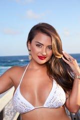 "Nilsa Prowant, star of MTV's ""Floribama Shore"""