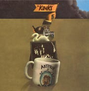 """The Kinks """"Arthur or the Decline and Fall of the British Empire"""" album art."""