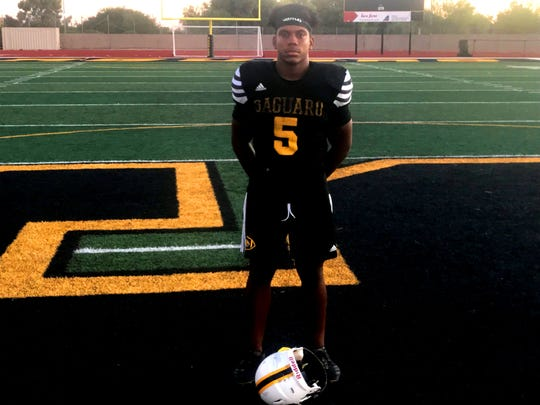 ASU commit linebacker Will Shaffer of Scottsdale Saguaro was raised to be a Sun Devil