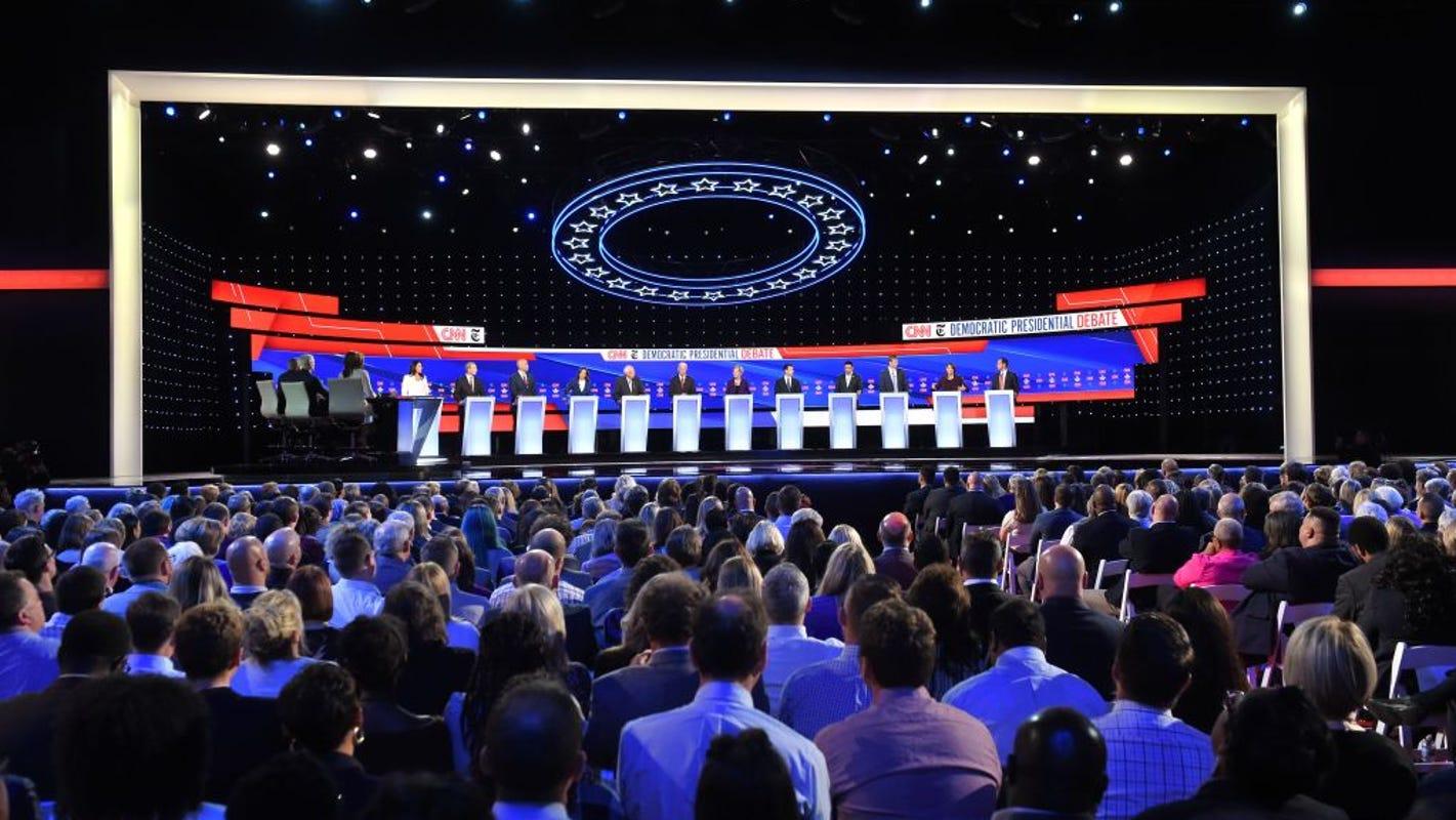 Have Beto O'Rourke, Julian Castro qualified for the November debate?