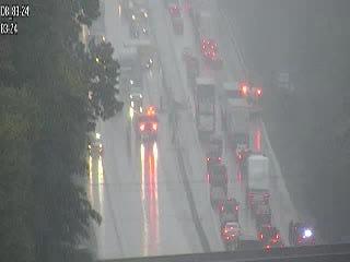 Traffic slowdowns are often a problem around Exit 24 on Interstate 83.