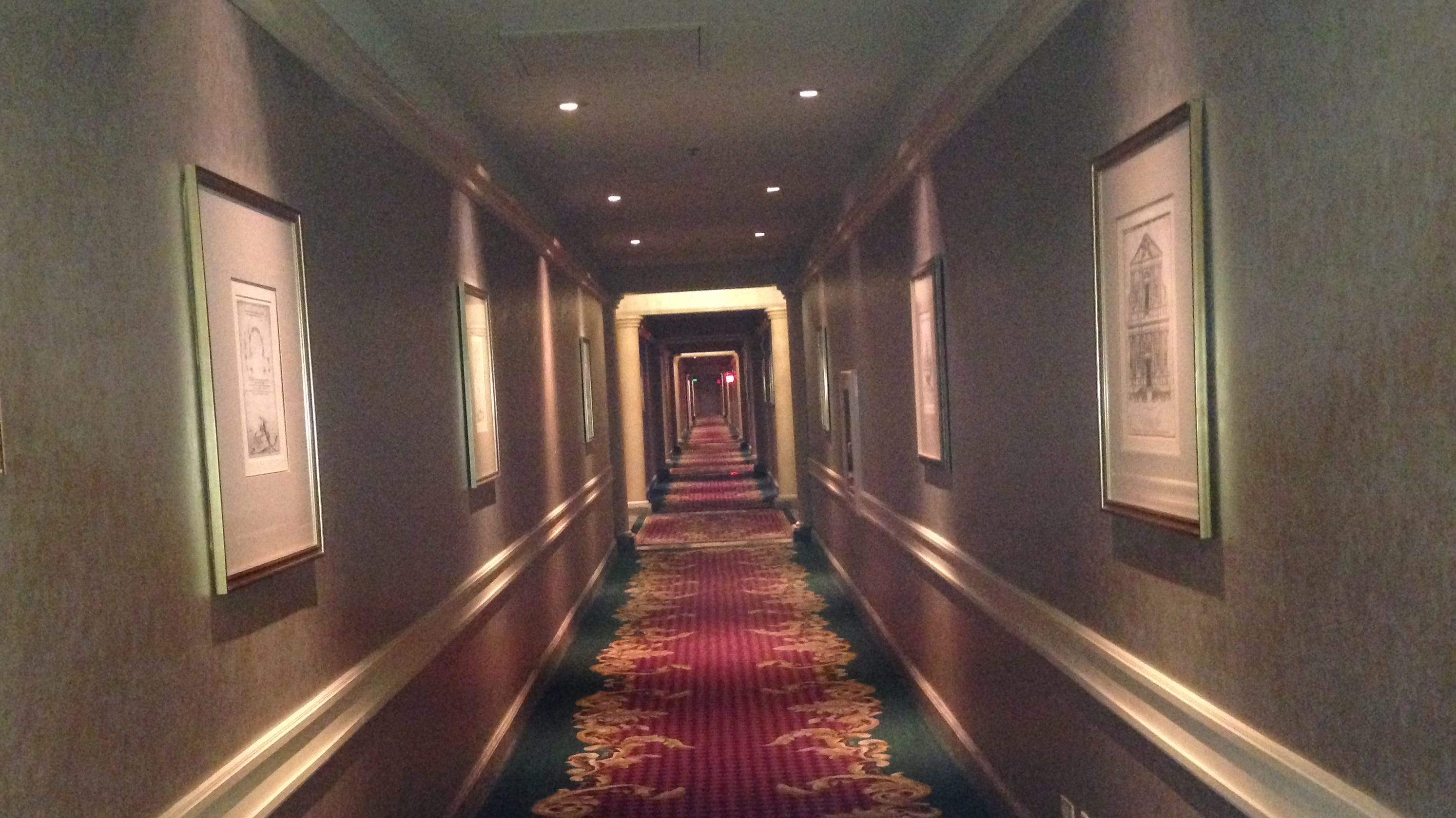 haunted me hotel near gambling