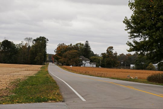 A settlement agreement has been reached that would end an eminent domain case concerning property along this stretch of Gaar Jackson Road between Centerville and Eliason roads.