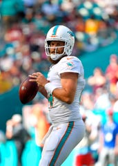 "Former Bills quarterback Ryan Fitzpatrick will be back at New Era Field Sunday starting for the Dolphins. ""Fitzmagic Show'' has been replayed more times than ""Gone With the Wind.''"