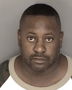 Sheriff's deputies say Charles Davis stole their patrol car.