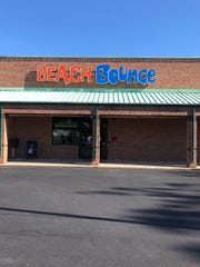 The Beach Bounce on Route 611 is set to become a new fitness center.