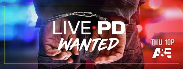 """The San Juan County Sheriff's Office is one of several departments taking part in the new television series """"Live PD: Wanted"""" from the A&E Network, which airs at 10 p.m. ET/PT on Thursdays."""