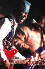 Lil Ed fires up the blues at 9 p.m. Friday at Bradfordville Blues Club.
