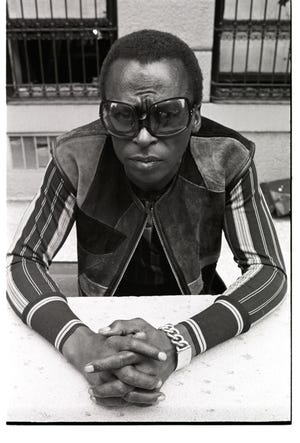 """Scotty Barnhart will introduce the Tallahassee Film Society screening of  """"Miles Davis: Birth of the Cool,""""  shown here, at 7 p.m. Wednesday and Thursday at All Saints Cinema."""