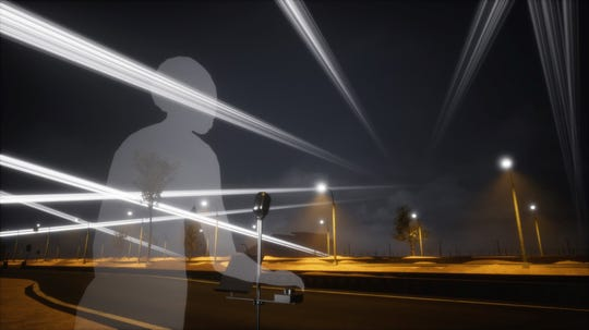 Six talking/listening stations will allow people to control light beams and connect conversations across the border in the Border Tuner art installation. It will be located at Bowie High School in El Paso and the Chamizal Park in Juarez from Nov. 14-24.