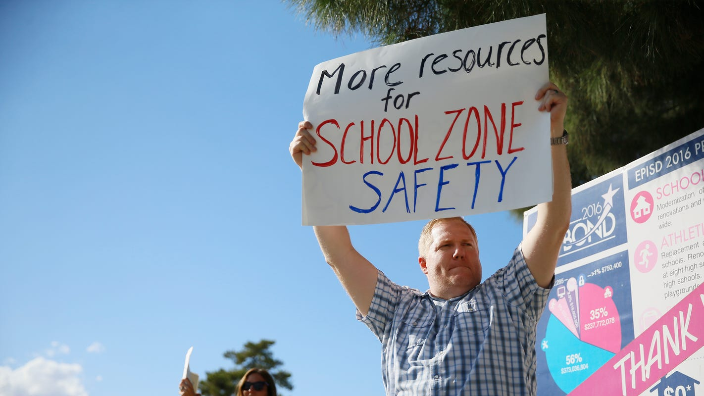EPISD parents say district must dedicate more resources to improve school zone safety