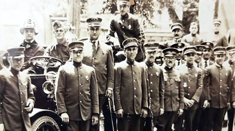 A look back at the South Vineland Volunteer Fire Company which is celebrating 100 years of service. Photos courtesy of South Vineland Vol. Fire Co.