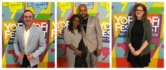 Current and former Yonkers residents who have a film screening at the  YoFiFest film festival.