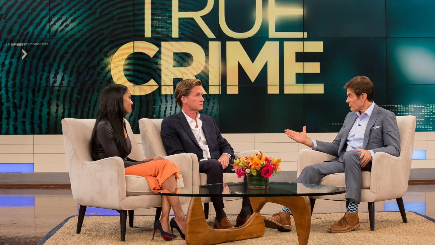 Dr. Oz to air segment on Meredith Chapman's murder-suicide