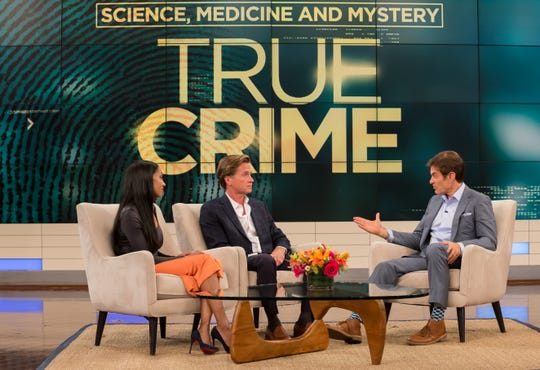 Dr. Oz talks to Mark Gerardot in an interview to air on FOX Oct. 17, 2019. Dr. Judith Joseph weighs in on whether his wife had borderline personality disorder.