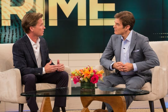 Dr. Oz talks to Mark Gerardot in an interview to air on FOX Oct. 17, 2019.