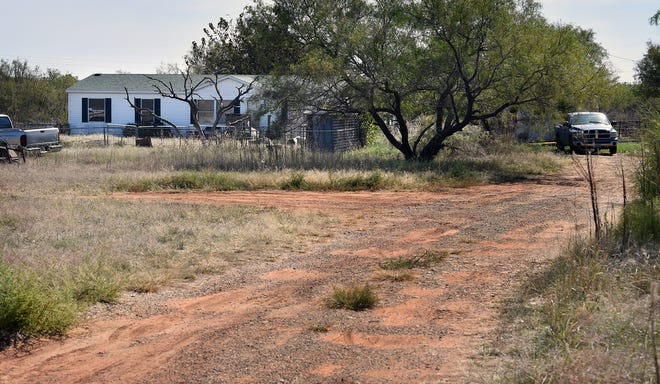 A location in the 3700 block FM 368 southwest of Iowa Park where a number of animals were seized by the Wichita County Sheriff's Office Wednesday afternoon.