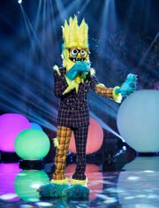 """Thingamajig in """"The Masked Singer"""" on Fox."""