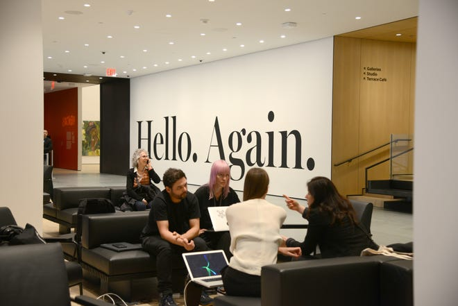 Moma Reopens Museum Of Modern Art In New York Opens Oct 21