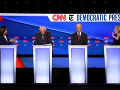 OnPolitics: What you missed at the Dem debates Tuesday