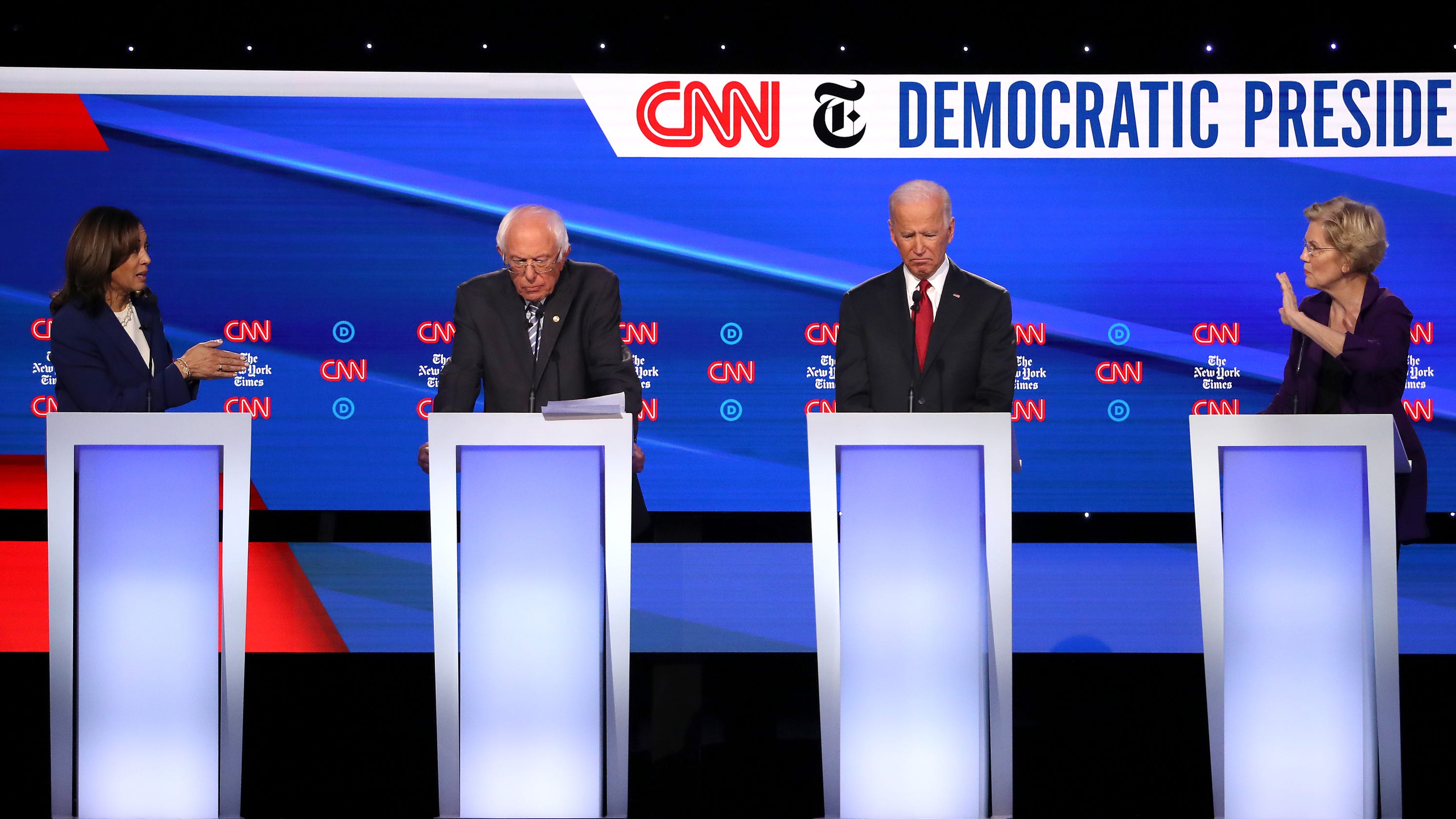 2020 Election: 5 things we learned from the Democratic debate in Ohio thumbnail