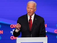 Biden says Trump's decision to withdraw from Syria is 'most shameful thing'
