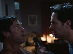 "Paul Rudd stars in a scene from Netflix's ""Living with Yourself."""