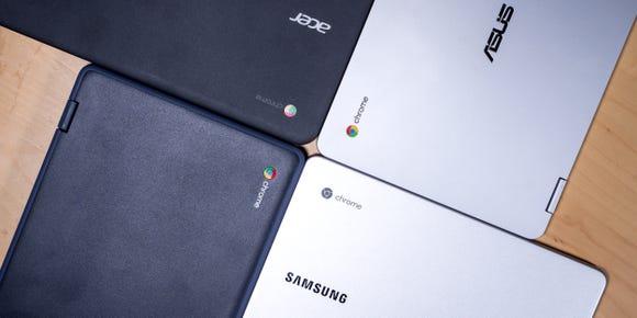 The best Chromebooks of 2019
