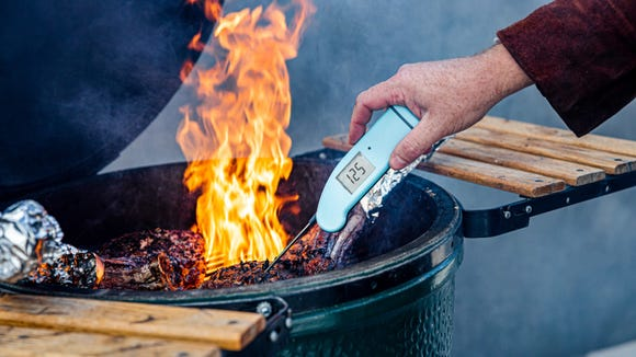 The best meat thermometer is finally back on sale