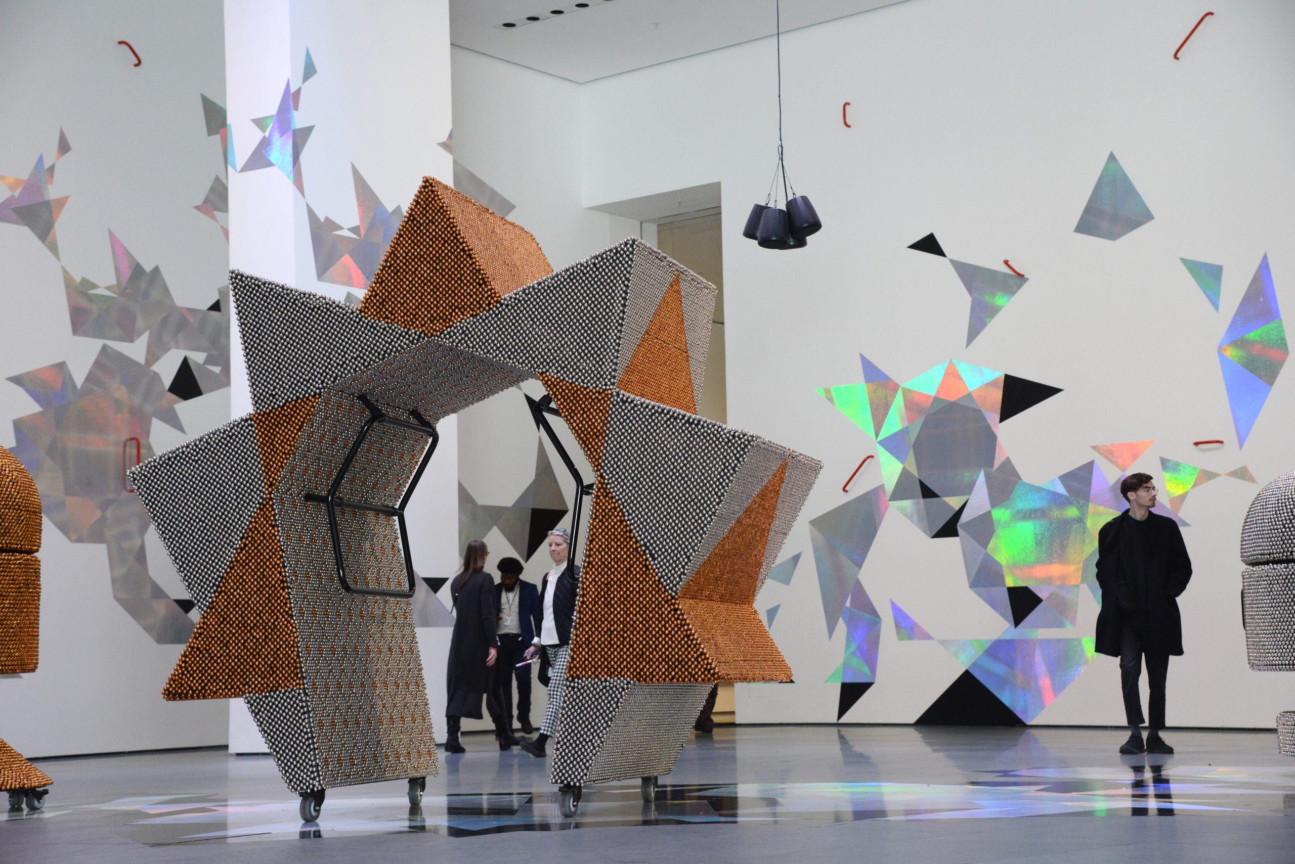 The Museum Of Modern Art Set To Reopen In New York