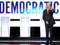 Joe Biden dodges question on son's interest in Ukraine during Democratic debate