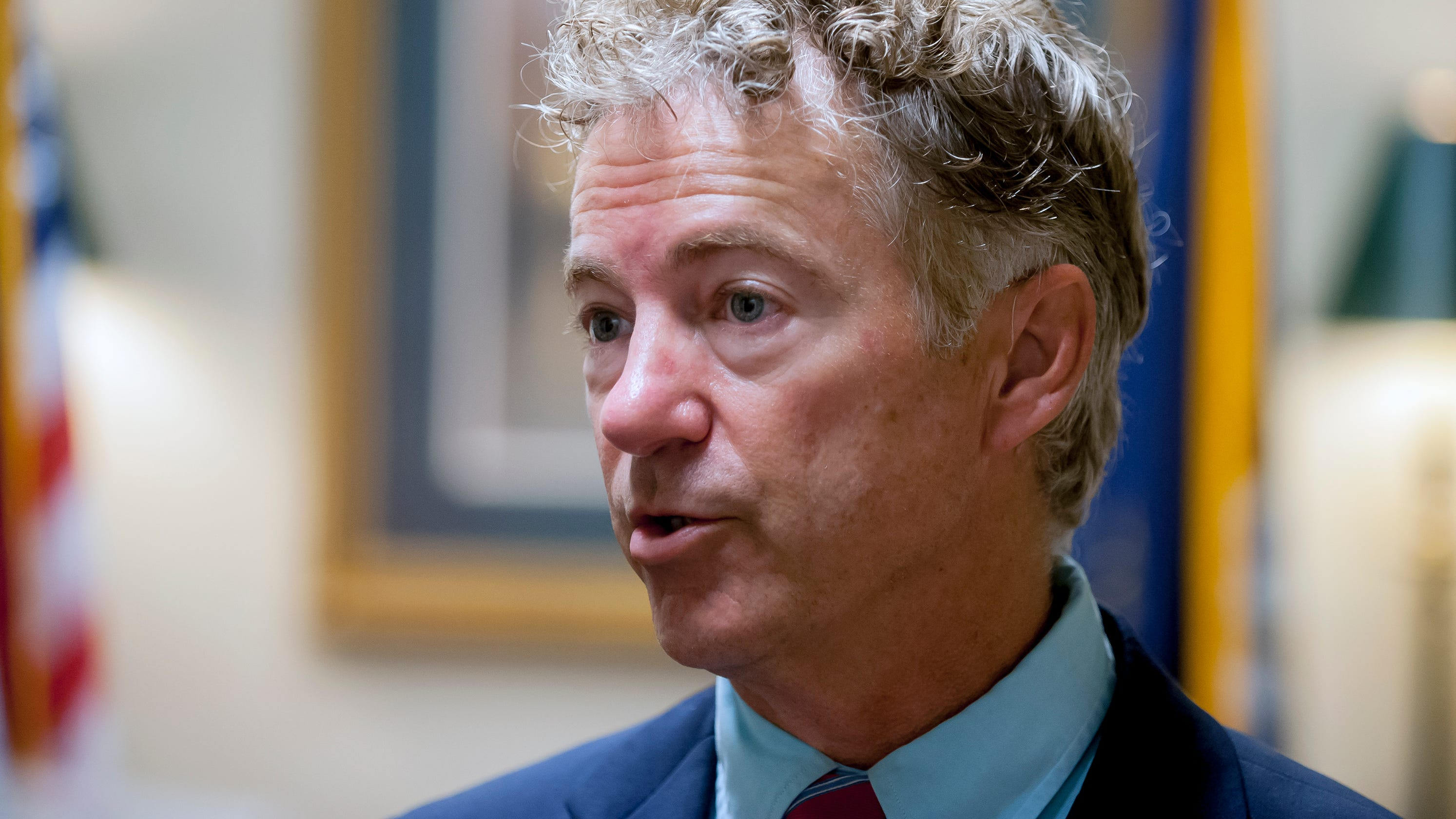 President Donald Trump moves to stop 'endless wars.' I stand with him: Sen. Rand Paul