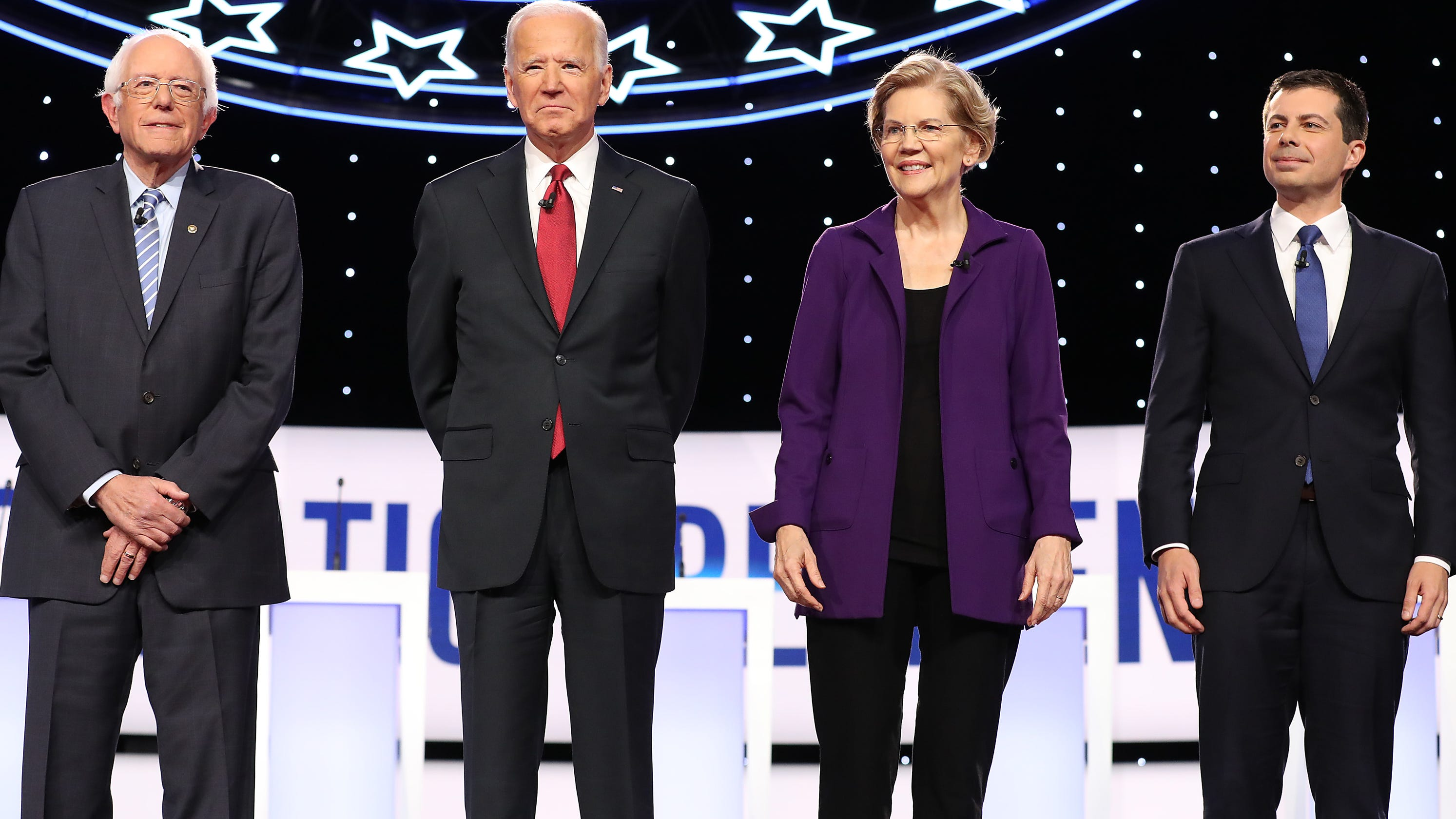 2020 Election: 5 things we learned from the Democratic debate in Ohio