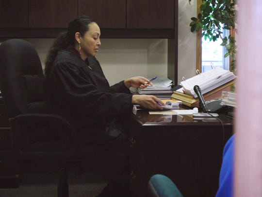 Stacie Smith is chief judge of the Fort Peck Tribal Court.