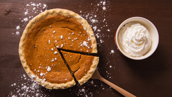 What's Thanksgiving without a pie?