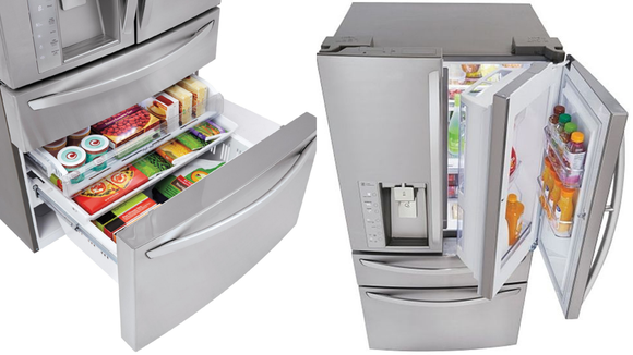 The best refrigerators of 2020: LG LMXS30776S