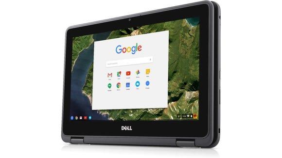 Dell Chromebook 3189 2-in-1 (4GB RAM, 32GB Storage)